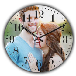 Order Personalized Table Clock