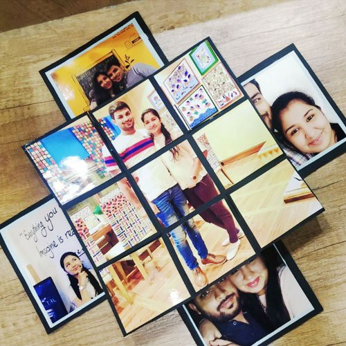 Magnificent Personalized Photo Mosaic