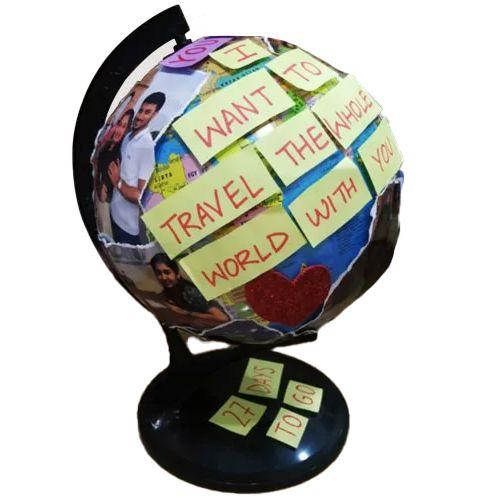 Online Elegant Personalized Globe
