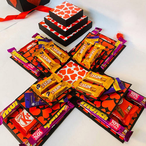 Buy Chocolate Explosion Box