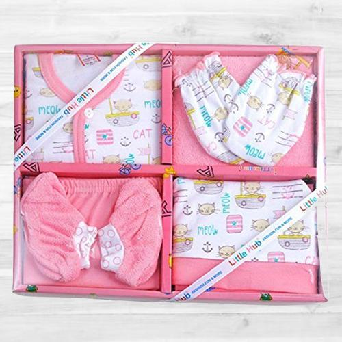 Marvelous Clothing Gift Set for Infants