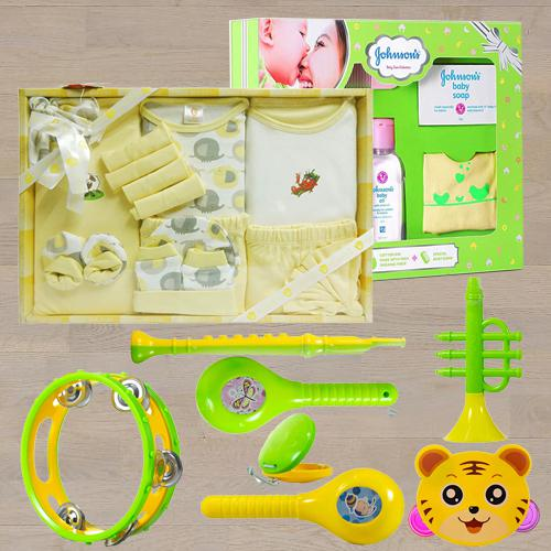 Remarkable Gift Set for Babies