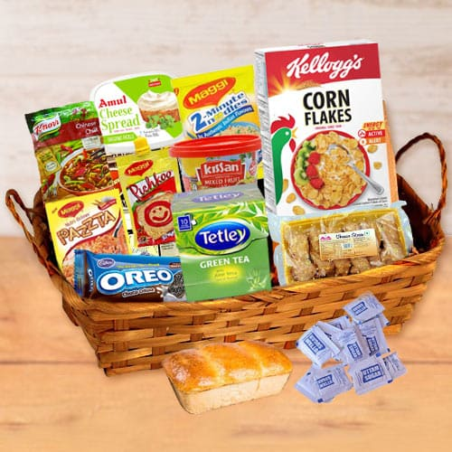 Online Breakfast Gift Hamper