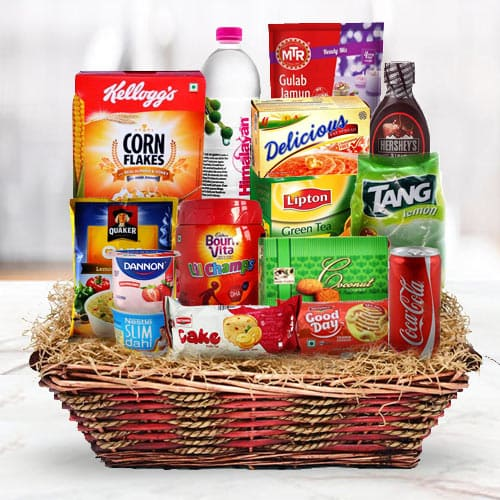 Buy Breakfast Gift Hamper