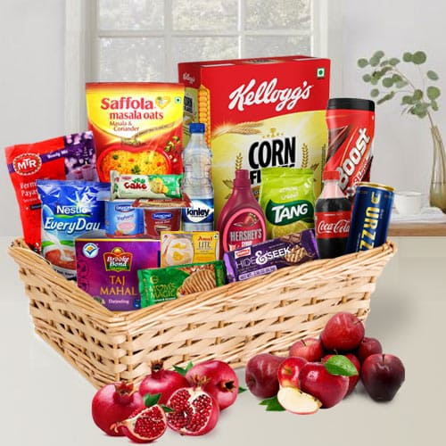 Deliver Breakfast Gift Hamper
