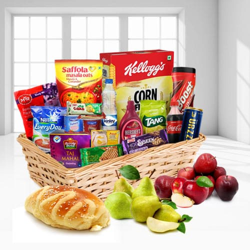 Gentle Sweet Gourmet Deluxe Special Breakfast Hamper