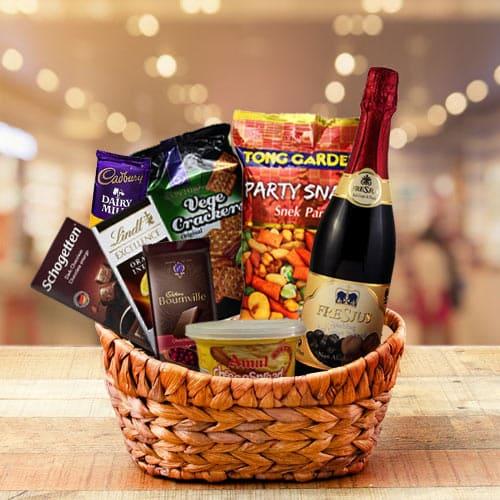 Online Gourmet Gift Hamper
