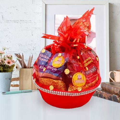 Wonderful Gift Basket