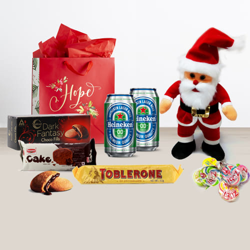 Online Christmas Beer Hamper