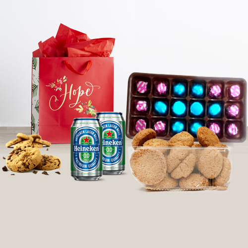 Online Christmas Beer Gift Hamper