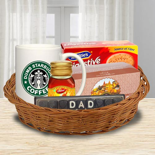 Classic Masala Tea Gift Hamper for your Dad