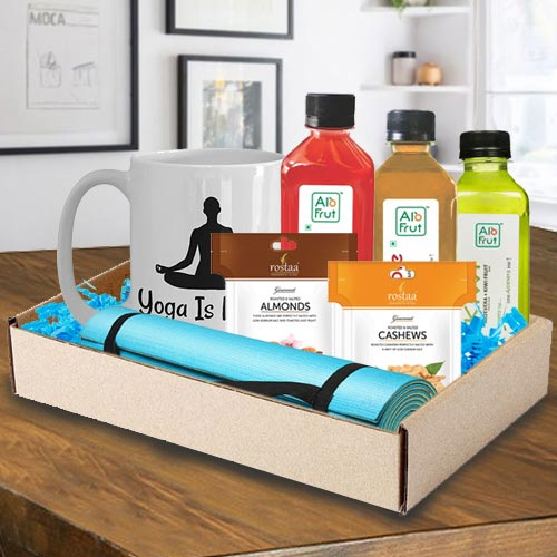 Dynamic Healthy Living Gift Hamper