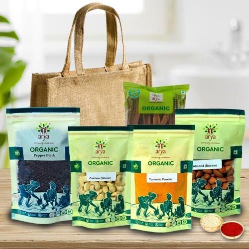 Marvelous Herbal Gift Combo for Bhai Dooj