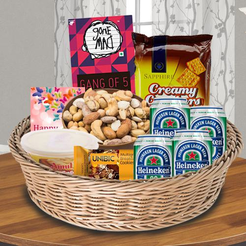 Marvelous Irish Gifts Basket