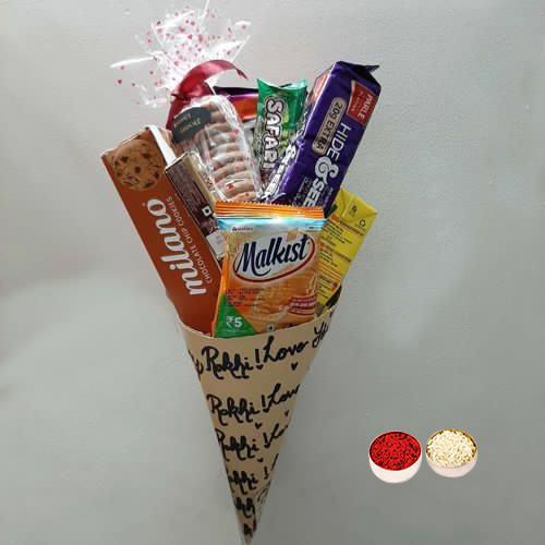 Special Cone Hamper