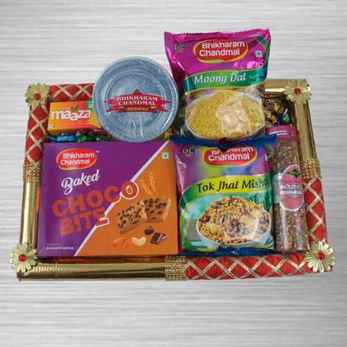 Exclusive Food N Assortments Hamper