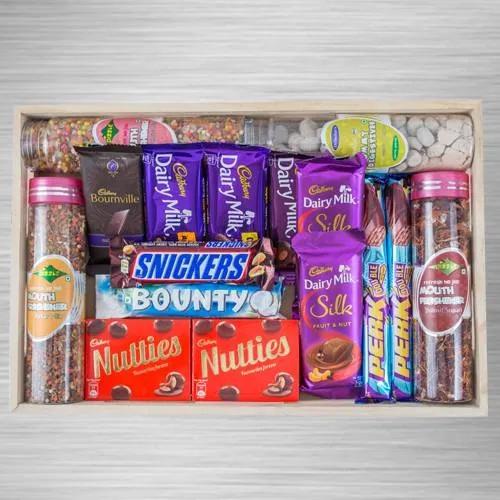 Exclusive Chocolate n Assortments Hamper