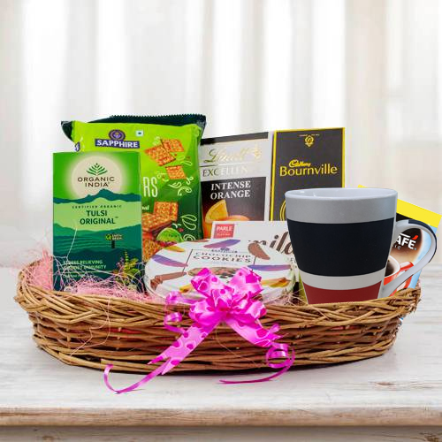 Marvelous Breakfast Hamper