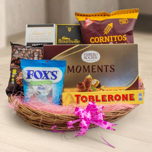 Exclusive Gourmet Gift Hamper
