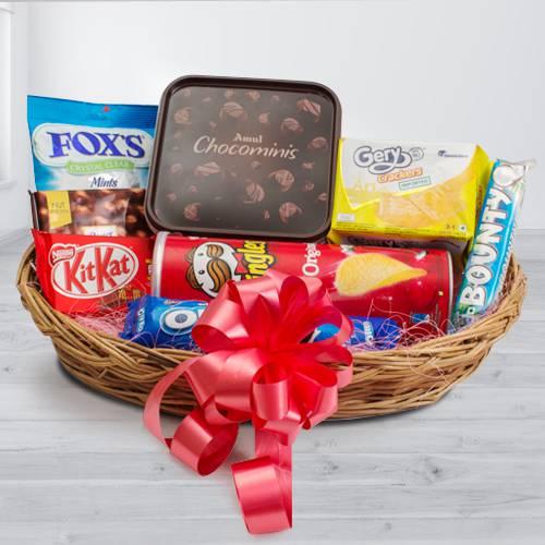 Remarkable Gourmet Gift Basket