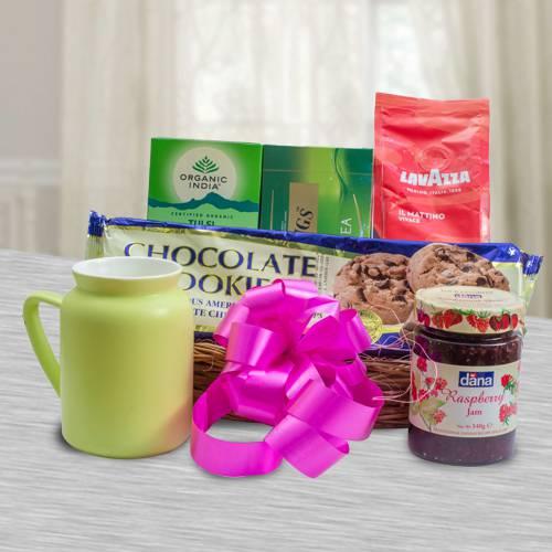 Marvelous Breakfast Gift Basket