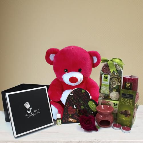 Extraordinary Romance In The Air Aroma Gift Box
