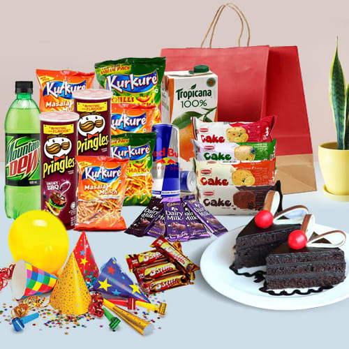 Bewitching Hamper of Mix Gourmets
