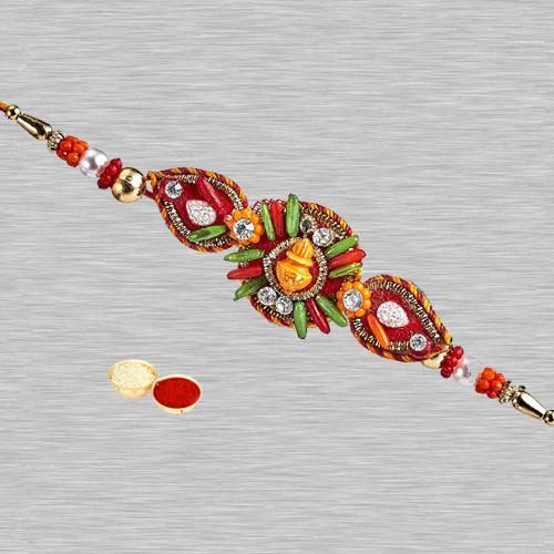 Good-Looking Kalash Rakhi