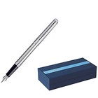 Stylish Fountain Pen of Waterman Hemispher Stainless Steel CT