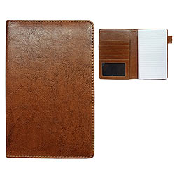 Appealing Passport Holder in Brown Colour