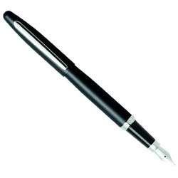 Outstanding Matte Black Fountain Pen from the House of Sheaffer