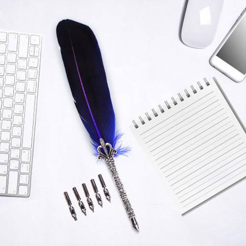 Exclusive Calligraphy Quill Set