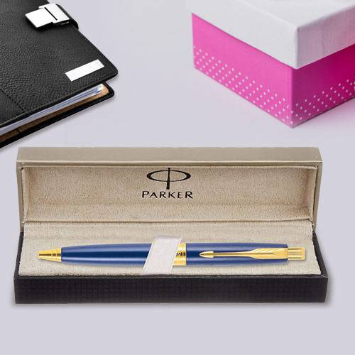Exclusive Parker Aster Matte Ballpoint Pen