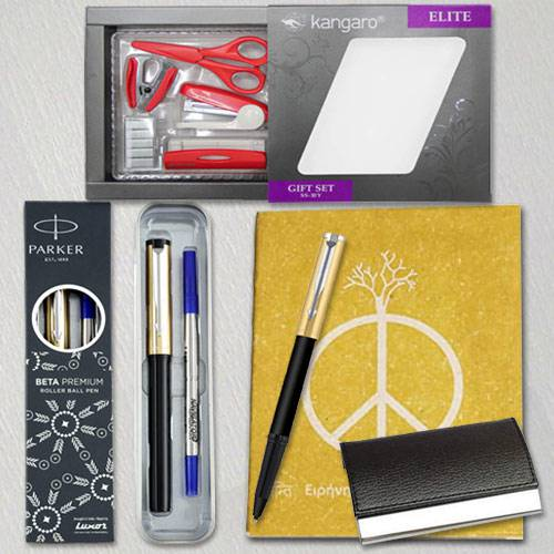 Exclusive Parker Pen n Desktop Accessories
