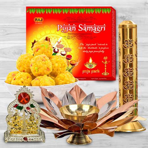 Marvelous Puja Gift Hamper