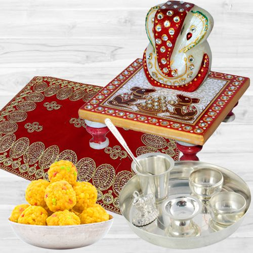 Amazing Puja Gift Hamper<br>