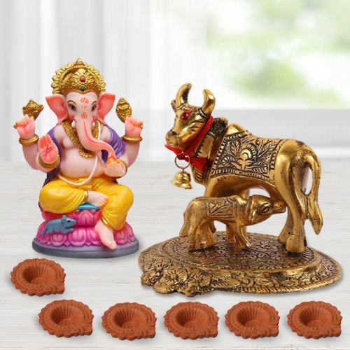 Divine Combo of Pooja Essentials