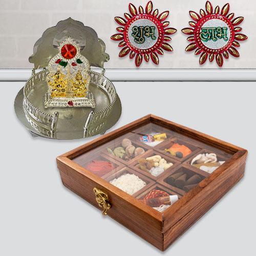 Exclusive Pooja Gift Combo