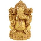 Sandalwood Lord Ganesha