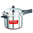 Kitchen Special Prestige 5 Litres Aluminium Pressure Cooker