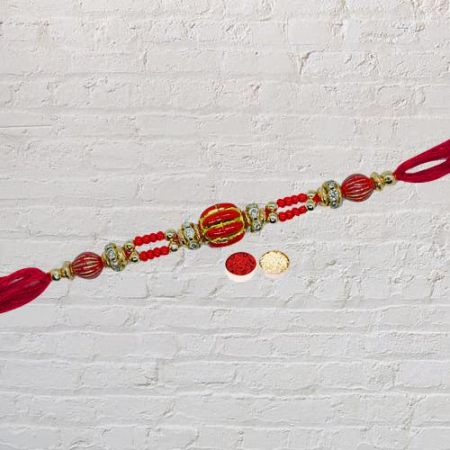 Traditional Thread Rakhi Celebration