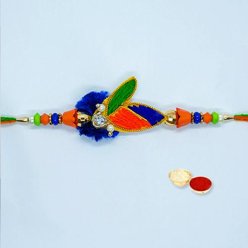 Amazing Celebration with Enticing Rakhi Thread