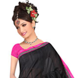 Gorgeous Colourful Art Silk Printed Saree from Royal