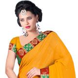 Astonishing Chiffon Saree