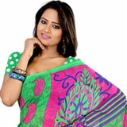 Attracting Array Chiffon Saree
