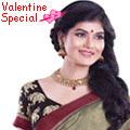 Voguish Charisma Chanderi Saree