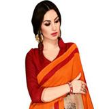 Fascinating Handloom Silk Saree