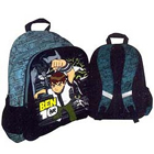 Send Stylish Boys School Bag from Ben 10 to Kerala
