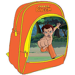 Chota Bheem School Bag