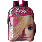 Beautiful Barbie Pink and Black Doll Bag